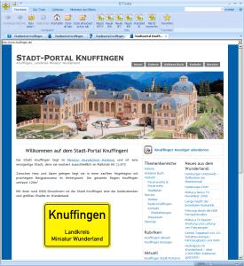 IETester - Browser Kompabilitäts-Prüfung für den Internet Explorer